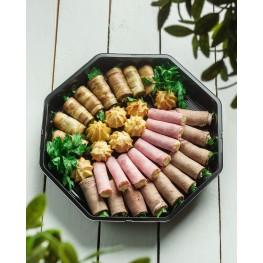 Сет № 33 «Набор  застольных холодных закусок»